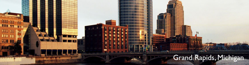 Rentals in Historic downtown Grand Rapids