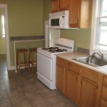Kitchen, w/ breakfast bar
