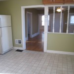 Includes stove and refrigerator